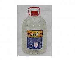alcool gel  acendedor 5kg Tupi