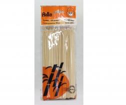 espetinhos 18cm bambu asiatico 100 un Billa